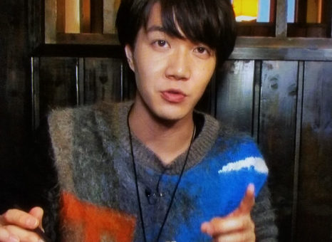 2月9日放送BSNなじラテ がんこ屋に中澤卓也さん登場!! あっさりらーめん・野武士らーめんを召し上がりました。
