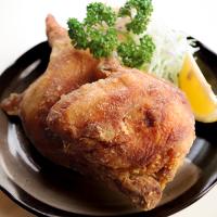 にいがた鶏の半身揚げ